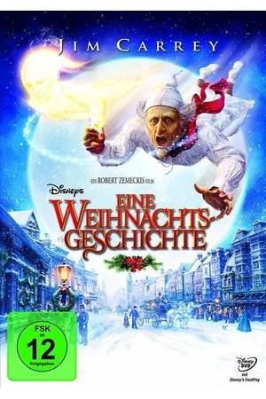 Poster: Disneys Eine Weihnachtsgeschichte