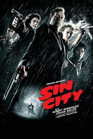 Poster: Sin City