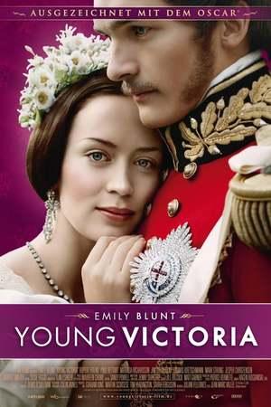 Poster: Victoria, die junge Königin