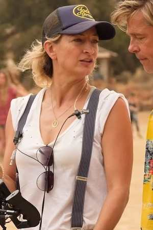 Poster: Zoë Bell: The Woman Behind the Action of Tarantino's 'Once Upon a Time in Hollywood'