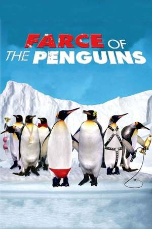 Poster: Die verrückte Reise der Pinguine
