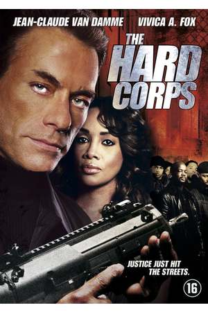 Poster: Hard Corps