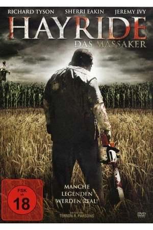 Poster: Hayride - Das Massaker