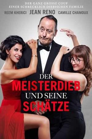 Poster: Der Meisterdieb und seine Schätze
