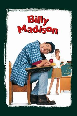 Poster: Billy Madison - Ein Chaot zum Verlieben