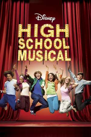 Poster: High School Musical