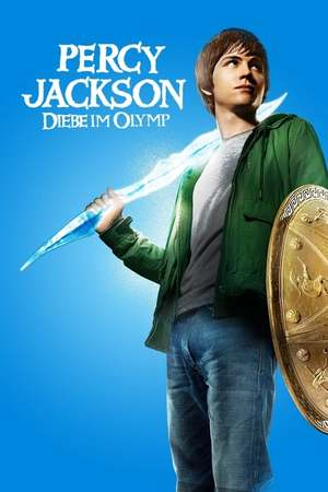 Poster: Percy Jackson - Diebe im Olymp