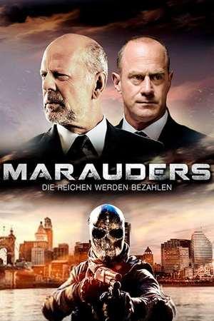 Poster: Marauders - Die Reichen werden bezahlen