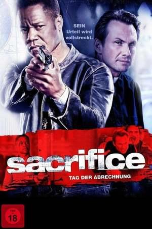 Poster: Sacrifice - Tag der Abrechnung
