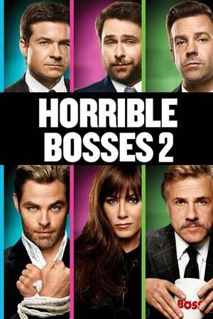 Poster: Kill the Boss 2
