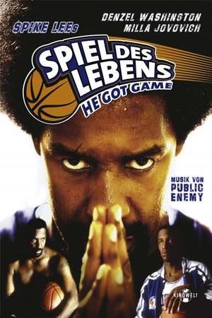 Poster: Spike Lee's Spiel des Lebens
