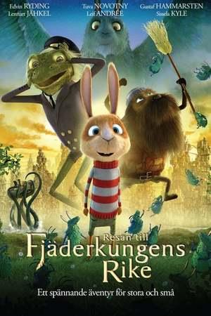 Poster: Johan und der Federkönig