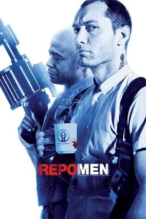 Poster: Repo Men