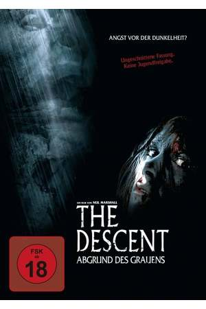 Poster: The Descent - Abgrund des Grauens