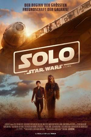 Poster: Solo: A Star Wars Story
