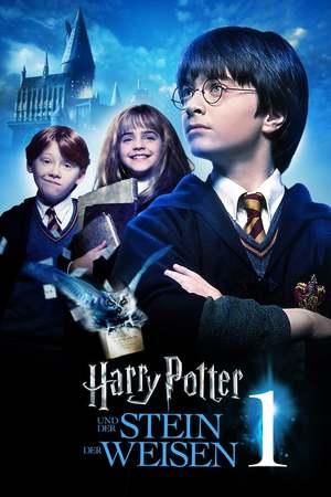 Poster: Harry Potter und der Stein der Weisen