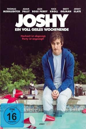 Poster: Joshy - Ein voll geiles Wochenende