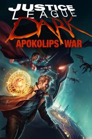 Poster: Justice League Dark: Apokolips War