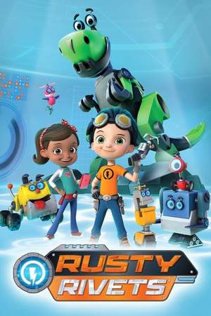 Poster: Rusty Rivets