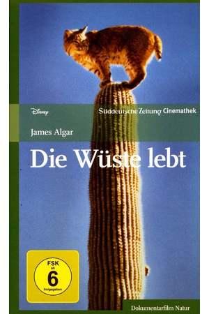 Poster: Die Wüste lebt