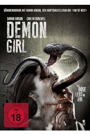 Poster: Demon Girl - Das Böse lebt in ihr