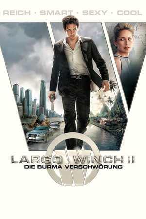 Poster: Largo Winch II - Die Burma-Verschwörung
