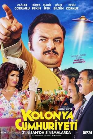 Poster: Kolonya Cumhuriyeti