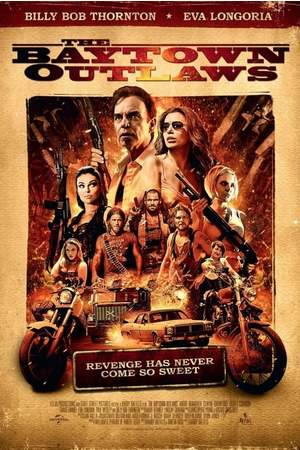Poster: The Baytown Outlaws