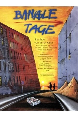Poster: Banale Tage