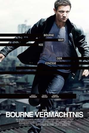 Poster: Das Bourne Vermächtnis