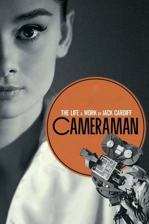 Poster: Cameraman: The Life and Work of Jack Cardiff