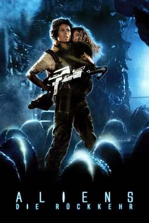 Poster: Aliens - Die Rückkehr