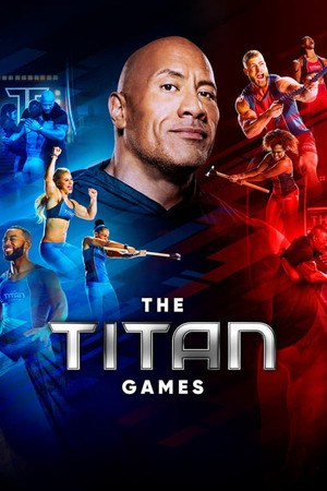 Poster: The Titan Games