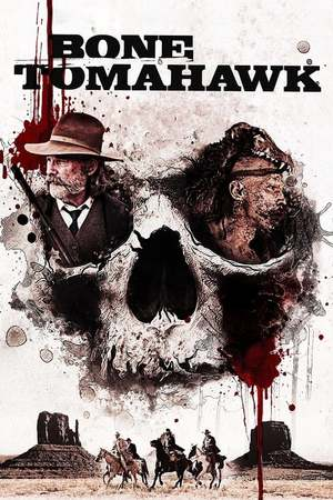 Poster: Bone Tomahawk