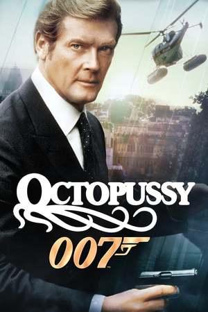 Poster: James Bond 007 - Octopussy