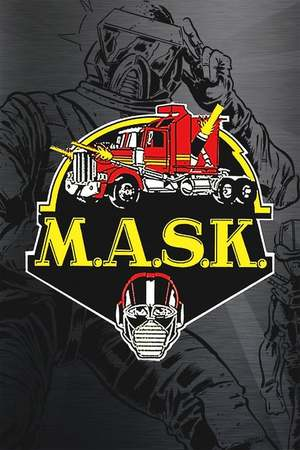 Poster: M.A.S.K.