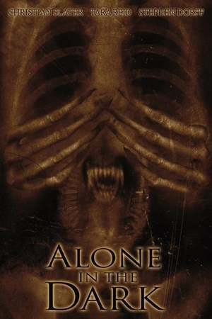 Poster: Alone in the Dark