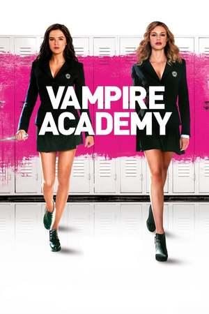 Poster: Vampire Academy