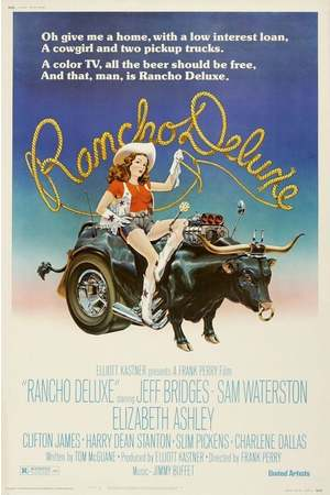Poster: Rancho Deluxe