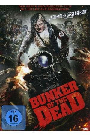 Poster: Bunker of the Dead