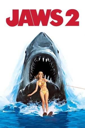 Poster: Der weiße Hai 2