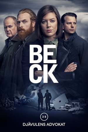 Poster: Kommissar Beck 38: Teufels Anwalt