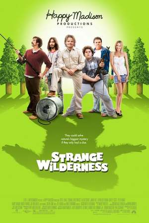 Poster: Strange Wilderness