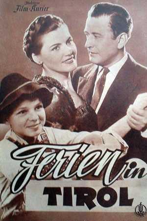 Poster: Ferien in Tirol