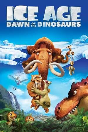 Poster: Ice Age 3 - Die Dinosaurier sind los