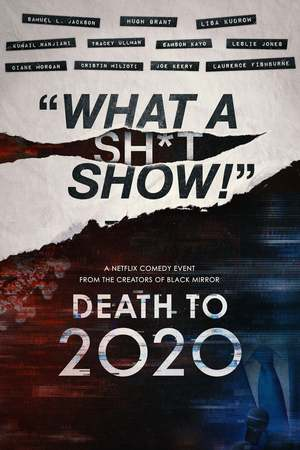 Poster: Death to 2020