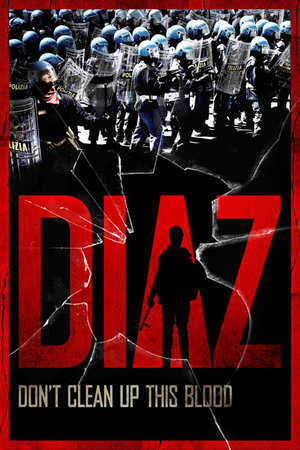 Poster: Diaz - Don't Clean Up This Blood