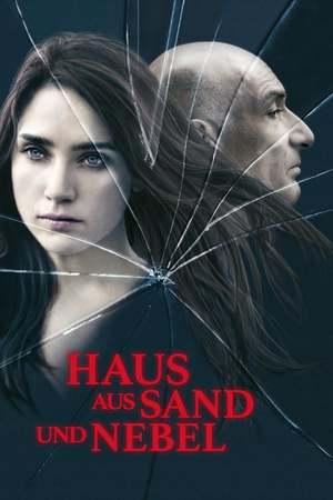 Poster: Haus aus Sand und Nebel