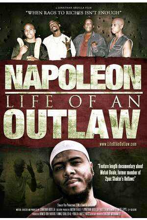 Poster: Napoleon: Life of an Outlaw