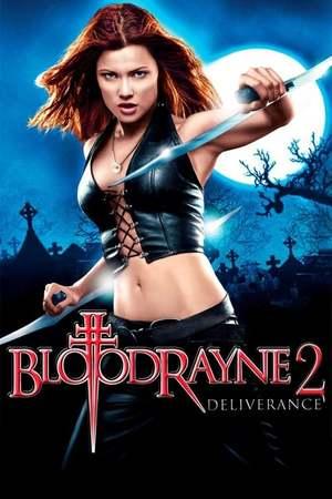 Poster: BloodRayne II: Deliverance